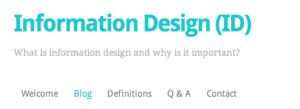 Sample logo and website design